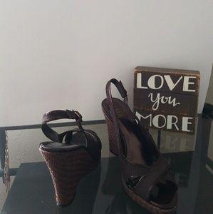 Joan & David Shoes - Joan & David Circa Wedges